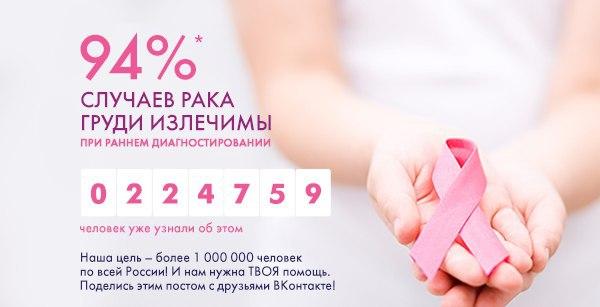 Тысячи женщин ежегодно проходят бесплатное обследование