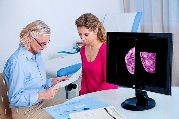 На УЗИ врач обращает внимание на размер и форму образований