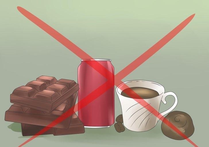 При мастопатии необходимо ограничить чай, кофе, шоколад