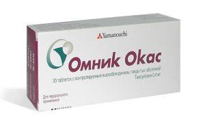 Для лечения простатита применяется препарат Омник