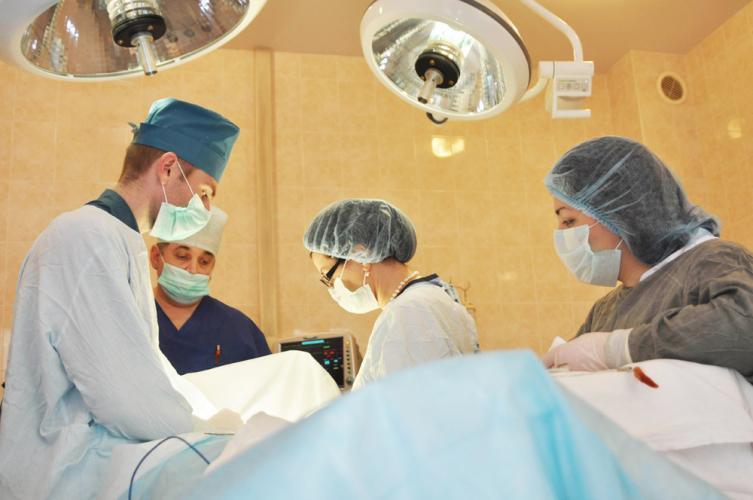 Оперативное лечение применяется крайне редко
