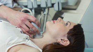 Размеры щитовидной железы определяются на УЗИ