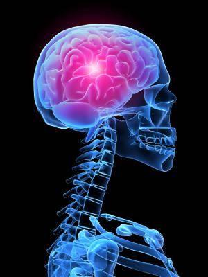 Гиперфункция может появиться в результате разрастания опухоли в мозге