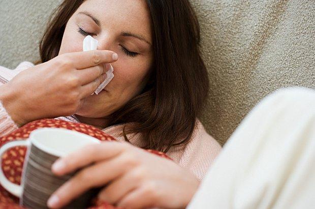 Простуда - не повод прекращать лактацию