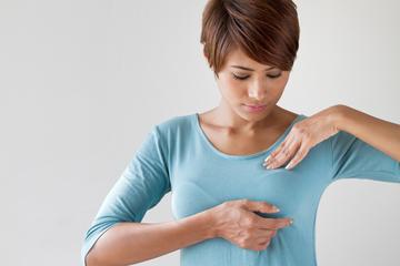 Как обнаружить опухоль в груди