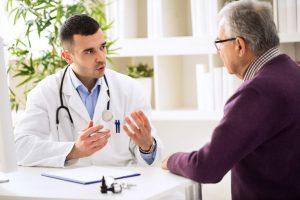 Для диагностики простатита следет обращаться к врачу