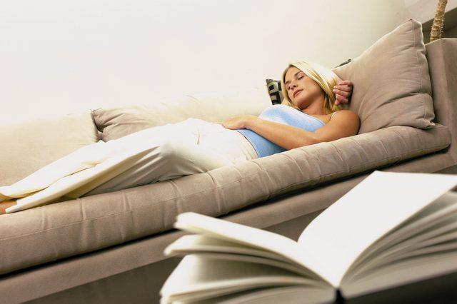 Отдых и релаксация помогут настроиться на процедуру