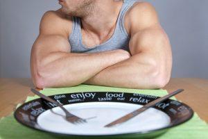 Перед сдачей анализа нужно отказаться от приема пищи