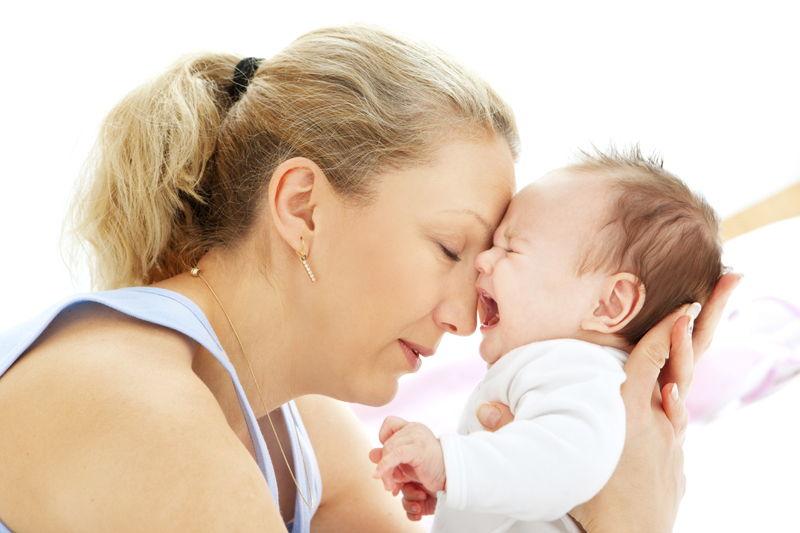 Ребенок может отказаться от груди из-за изменений в составе молока