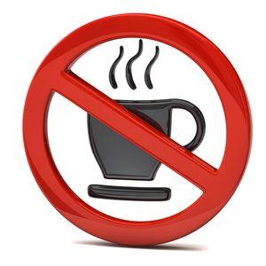 Перед проведением анализа пациент должен отказаться от употребления кофе