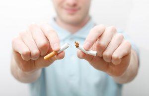 Отказавшись от курения, пациент ускорит выздоровление при аденоме простаты