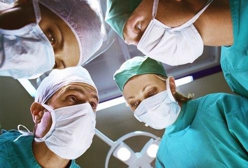 Диагностику также проводят открытым способом, путем хирургического вмешательства