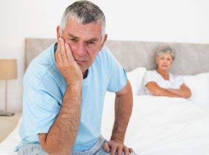 Хронический простатит вызывает снижение полового влечения