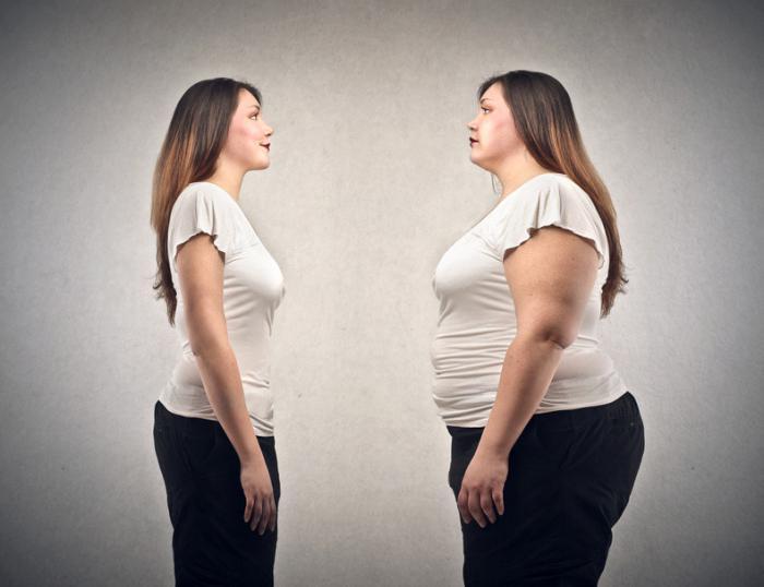 Ожирение или недобор массы тела требуют обращения к эндокринологу