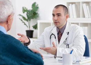 Для диагностики простатита мужчина должен посетить уролога