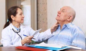 Пальцации щитовидной железы может быть не достаточно для постановки верного диагноза