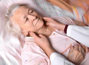 Папиллярный рак щитовидной железы часто обнаруживается у пациентов  зрелого возраста