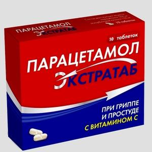 Препараты на основе парацетамола безопасны для кормящей матери