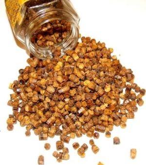 Для  лечения может использоваться пчелиная перга