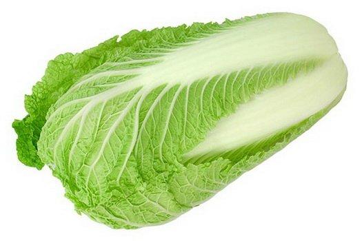 Пекинскую капусту лучше употреблять в тушенном виде