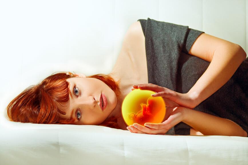 Перенесенный ранее аборт может стать причиной гормонального дисбаланса и развития мастопатии