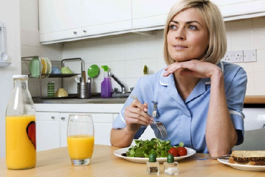 Для профилактики заболевания необходимо придерживаться правильного питания