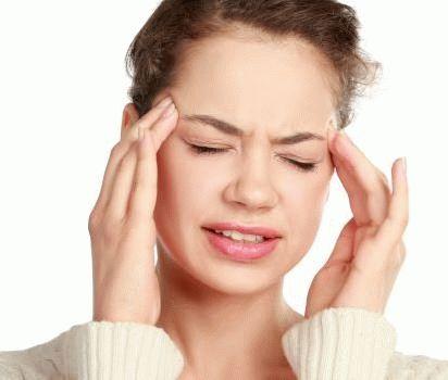 При приеме препаратов может наблюдаться неприятная боль в голове