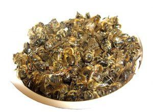 В народной медицине для лечения гипотиреоза используется подмор пчел