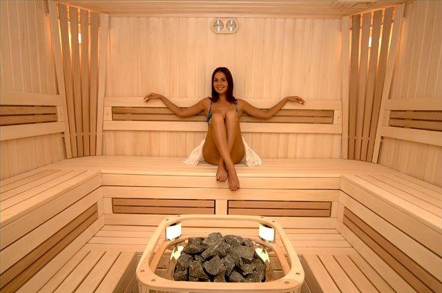 Посещение бани способствует хорошему самочувствию и настроению