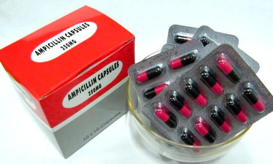 При приеме полусинтетических пенициллинов можно продолжать грудное вскармливание