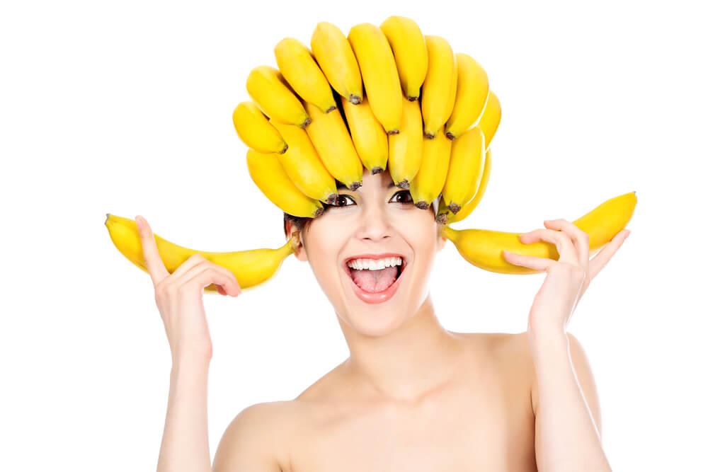 Бананы способствуют улучшению настроения