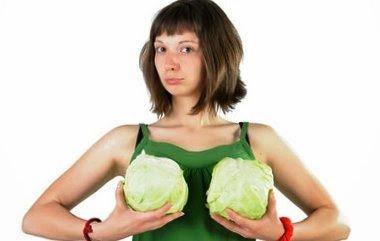 Капуста для роста груди