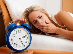 При гипотиреозе наблюдается повышенная сонливость