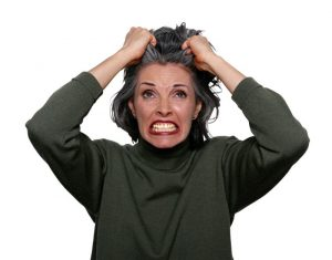 Гипотиреоз проявляется в виде чрезмерной раздражительности