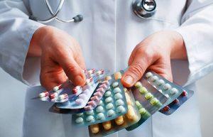 При простатите назначаются антибактериальные и противовоспалительные препараты