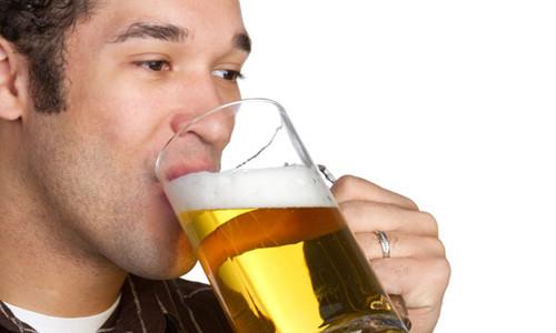 Источником болезни может стать пиво