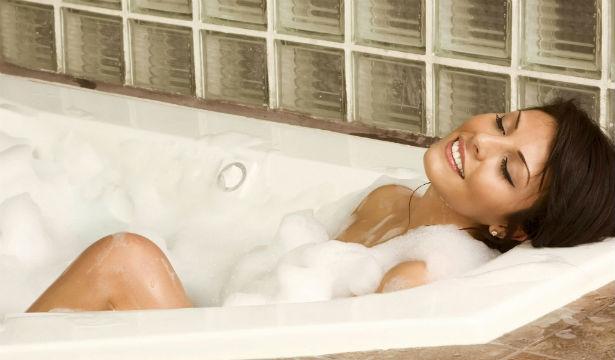 Ванну с пеной можно принимать без ограничений