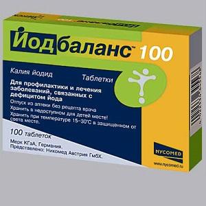 Пациенты должны принимать препараты, нормализующие количество йода в организме