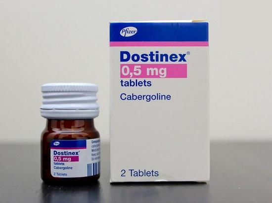 Для подавления лактации Достинекс необходимо принимать 2 дня