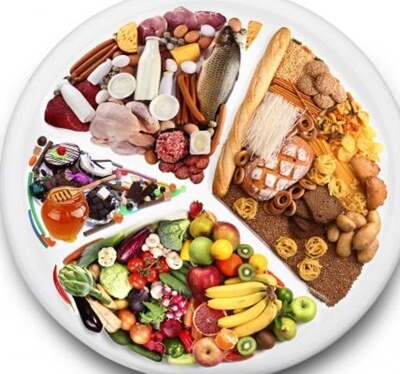 Воспаление щитовидки может быть вызано несоблюдением принципов правильного питания