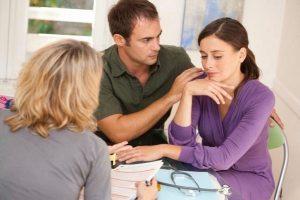 Причиной бесплодия могут быть заболевания щитовидной железы