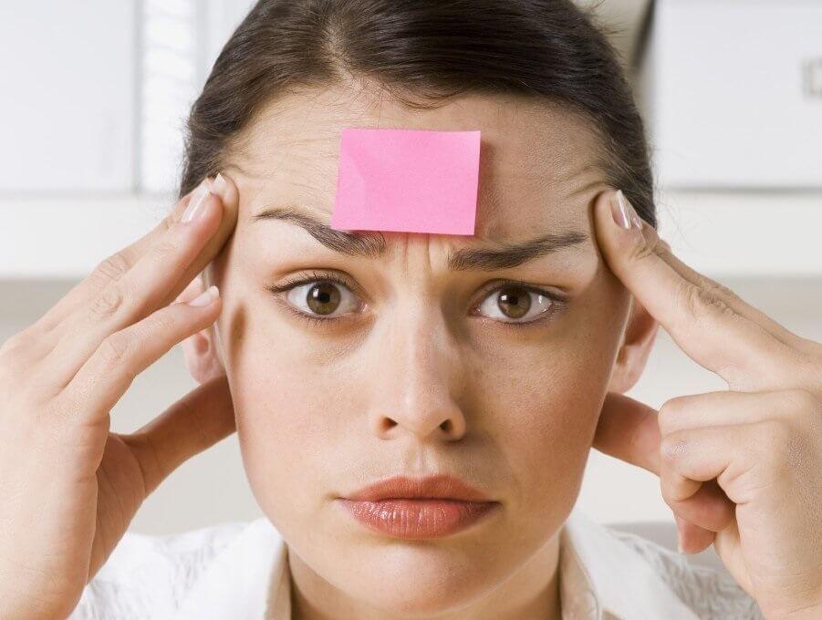 При гипотиреозе появляются проблемы с памятью