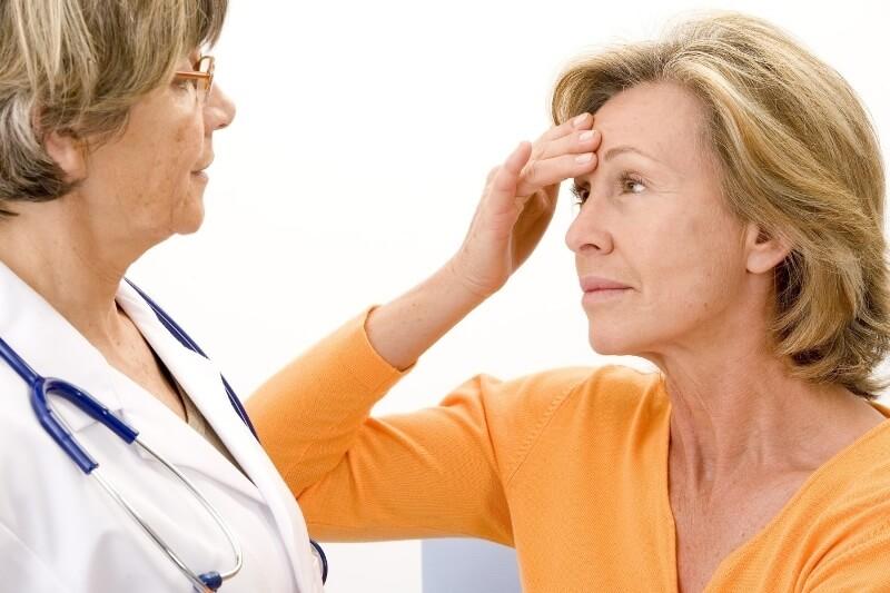 Проблемы со щитовидкой могут появиться в период климакса