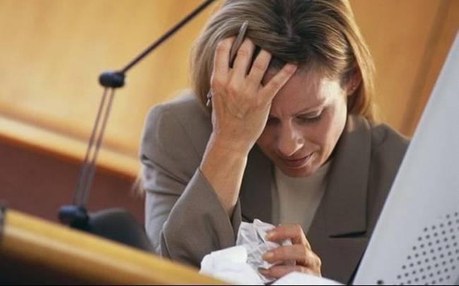 Обуславливать развитие болезни могут сильные стрессовые воздействия