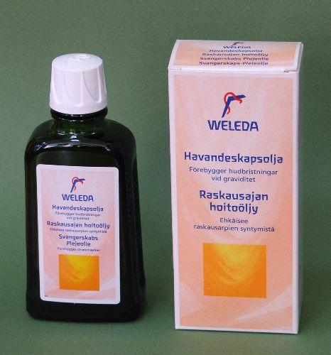 Растяжек можно избежать, используя специальные лечебные крема и масла