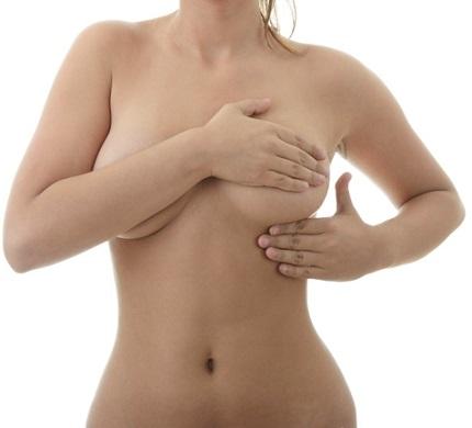 Циклические боли в груди