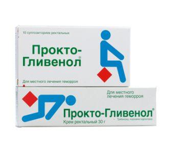 Прокто-Гливенол можно использовать под контролем врача