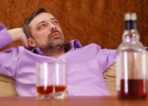 Алкоголь вызывает обострение простатита