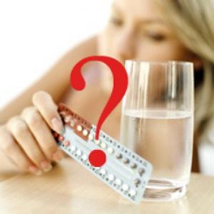 Не все противозачаточные препараты можно принимать при грудном вскармливании
