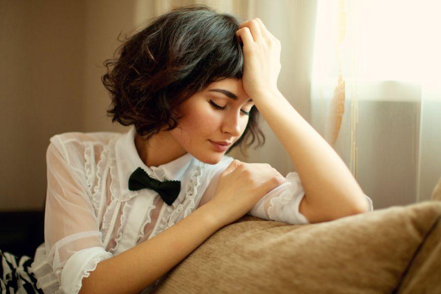 Женщины, которые выбрали для себя психологическую роль жертвы, более подвержены заболеваниям